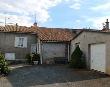 Vente Maison 3 pièces 99m² Secondigny (79130) - photo
