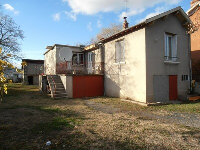Vente Maison 4 pièces 75m² Bonson (42160) - photo