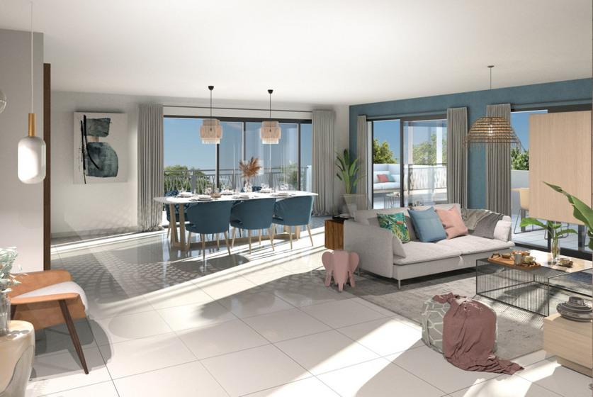 Vente Appartement 2 pièces 55m² Pont-de-l'Isère (26600) - photo