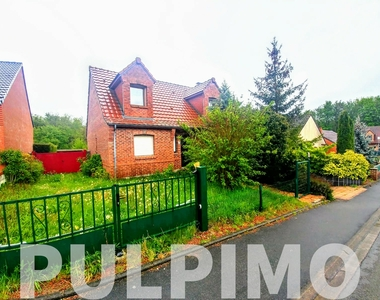 Vente Maison 6 pièces 115m² Liévin (62800) - photo