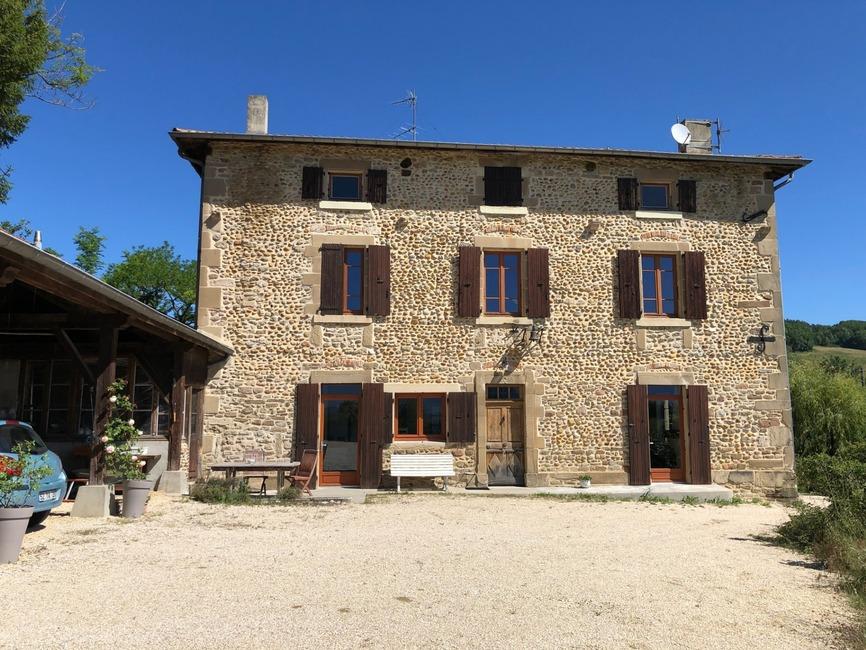 Vente Maison 250m² Génissieux (26750) - photo