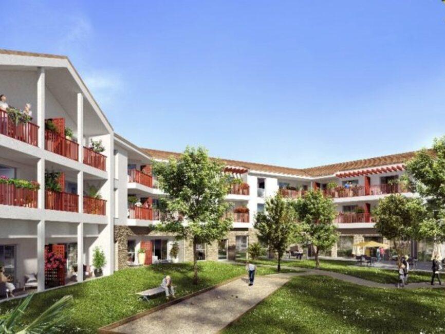 Vente Appartement 2 pièces 45m² Cambo-les-Bains (64250) - photo
