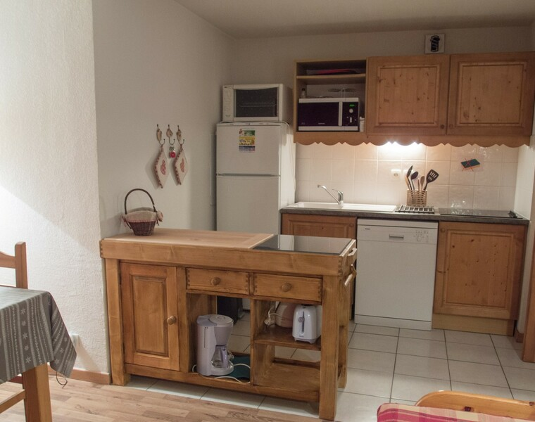 Sale Apartment 3 rooms 42m² Saint-Gervais-les-Bains (74170) - photo