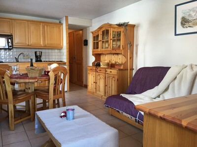 Vente Appartement 2 pièces 29m² SAMOENS - photo