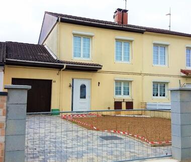 Vente Maison 6 pièces 87m² Liévin (62800) - photo