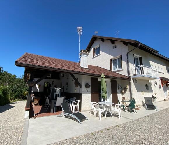 Location Maison 7 pièces 182m² Verthemex (73170) - photo
