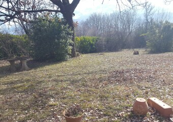Vente Terrain 800m² Saint-Ismier (38330) - Photo 1