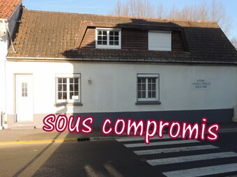 Vente Maison 7 pièces 115m² Longvilliers (62630) - photo