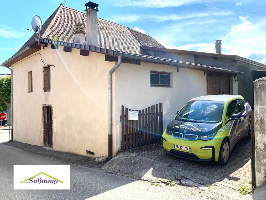 Vente Maison 4 pièces 125m² Morestel (38510) - photo