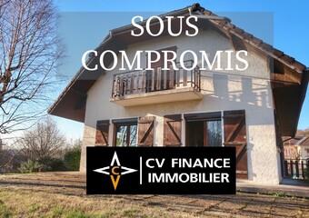 Vente Maison 6 pièces 115m² La Buisse (38500) - photo