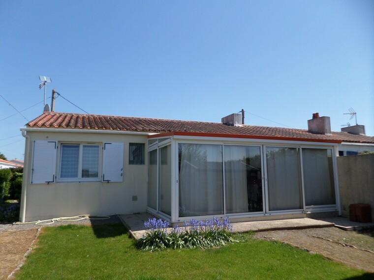Vente Maison 3 pièces 58m² Olonne-sur-Mer (85340) - photo