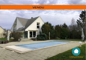 Vente Maison 8 pièces 200m² La Wantzenau (67610) - Photo 1