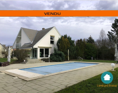 Vente Maison 8 pièces 200m² La Wantzenau (67610) - photo