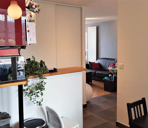 Vente Appartement 66m² Échirolles (38130) - photo