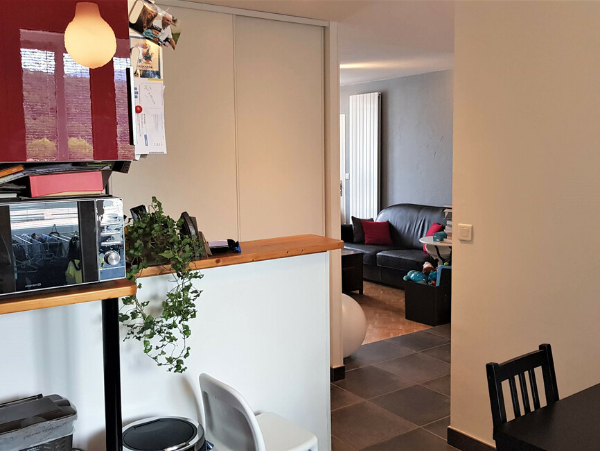 Vente Appartement 66m² Échirolles (38130) - photo
