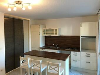Location Appartement 1 pièce 32m² Gières (38610) - photo