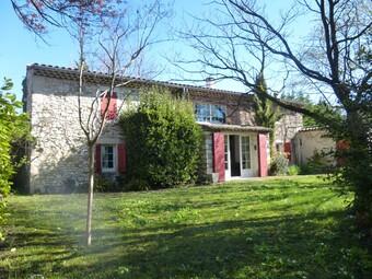 Vente Maison 4 pièces 143m² Sauzet (26740) - photo
