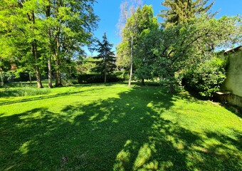 Vente Terrain 1 189m² Sausheim (68390) - photo