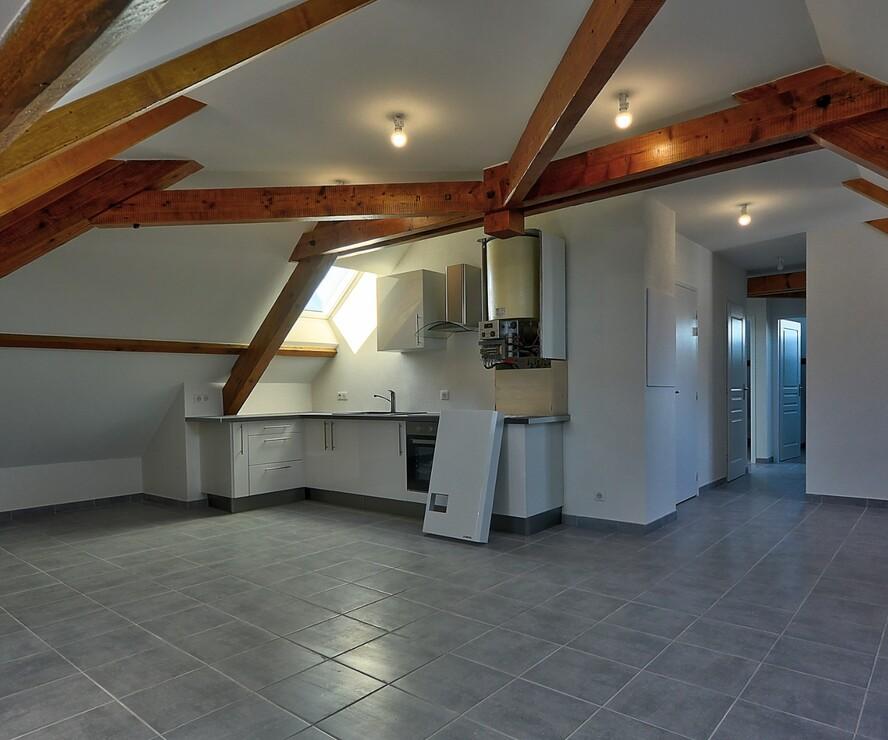 Sale Apartment 4 rooms 53m² La Roche-sur-Foron (74800) - photo