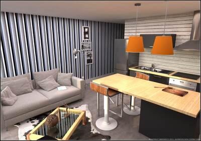 Vente Appartement 3 pièces 58m² MORILLON - Photo 2