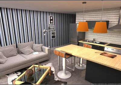 Sale Apartment 3 rooms 58m² MORILLON - Photo 2
