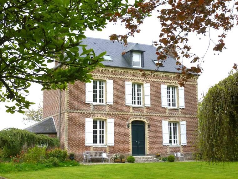 Vente Maison 7 pièces 170m² SAINT OUEN le MAUGER - photo