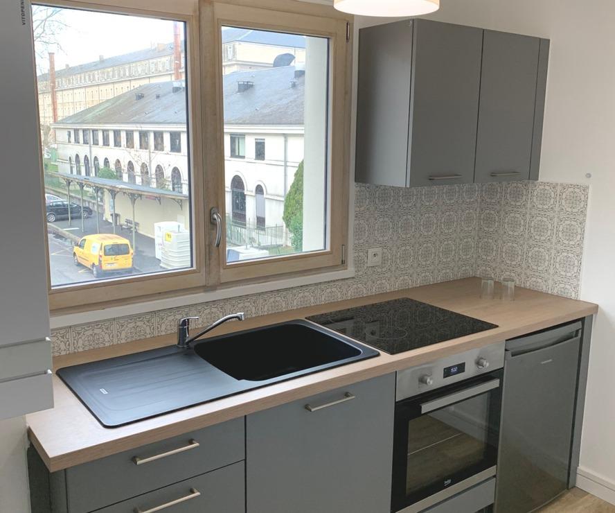 Location Appartement 1 pièce 27m² Pau (64000) - photo