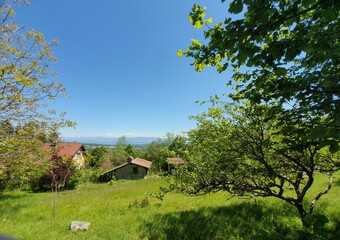 Vente Terrain 1 526m² Gex (01170) - photo