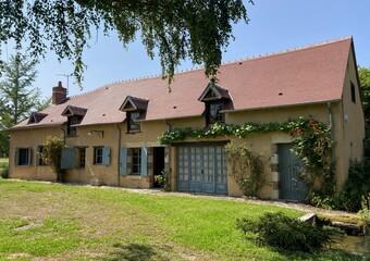 Vente Maison 5 pièces 200m² Beaulieu-sur-Loire (45630) - Photo 1
