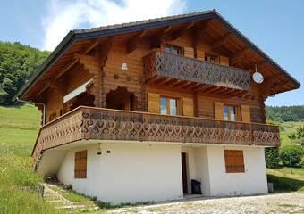 Vente Maison 5 pièces 161m² Habère-Lullin (74420) - photo
