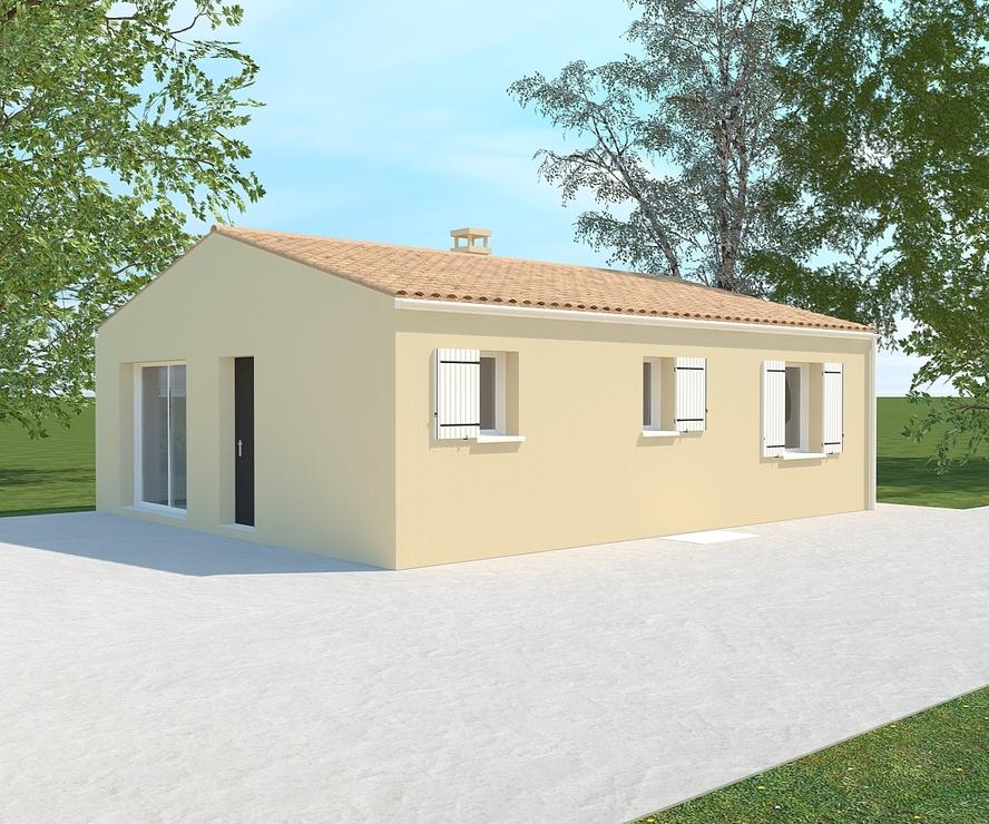 Vente maison 3 pi ces la tremblade 17390 48936 for Vente maison vefa