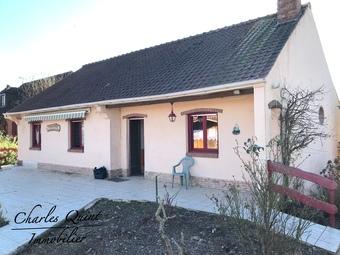 Vente Maison 9 pièces 211m² Campagne-lès-Hesdin (62870) - Photo 1