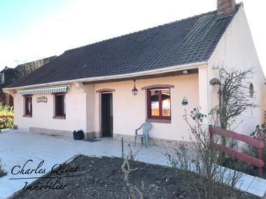 Vente Maison 9 pièces 211m² Campagne-lès-Hesdin (62870) - photo
