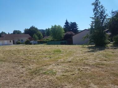 Vente Terrain 1 275m² Saint-Étienne-de-Saint-Geoirs (38590) - photo