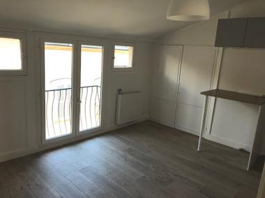 Location Appartement 1 pièce 18m² Toulouse (31000) - photo
