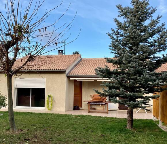 Vente Maison 5 pièces 117m² Mours-Saint-Eusèbe (26540) - photo
