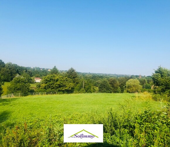 Vente Terrain 800m² Corbelin (38630) - photo