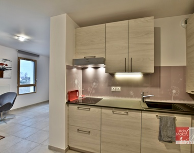 Vente Appartement 1 pièce 32m² Ambilly (74100) - photo