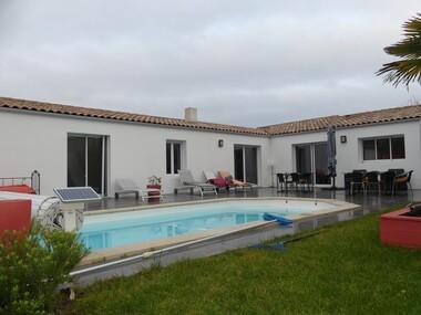 Vente Maison 6 pièces 128m² Nieul-sur-Mer (17137) - photo