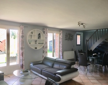 Vente Maison 6 pièces 160m² Sailly-sur-la-Lys (62840) - photo