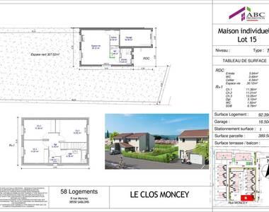Vente Maison 4 pièces 92m² Sablons (38550) - photo