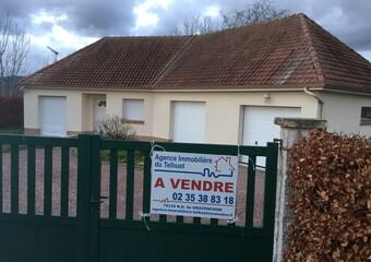 Vente Maison 5 pièces 90m² Saint-Nicolas-de-Bliquetuit (76940) - photo
