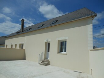 Location Maison 2 pièces 50m² Amigny-Rouy (02700) - photo