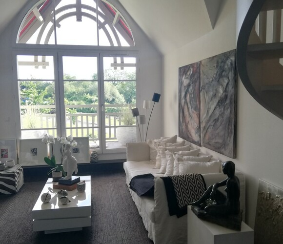 Sale Apartment 4 rooms 126m² Deauville (14800) - photo