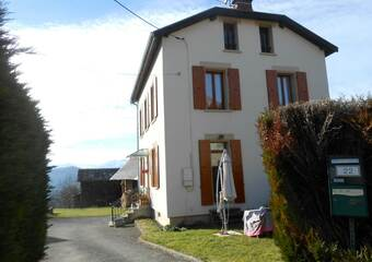 Location Maison 6 pièces 118m² Saint-Martin-d'Uriage (38410) - photo