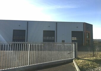 Location Local industriel 1 400m² Sandouville (76430) - photo