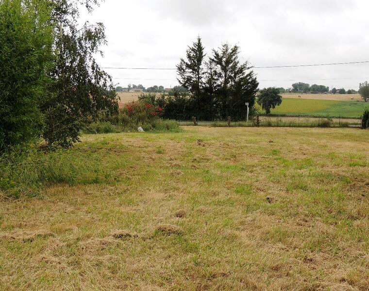 Vente Terrain 1 100m² Rieumes (31370) - photo
