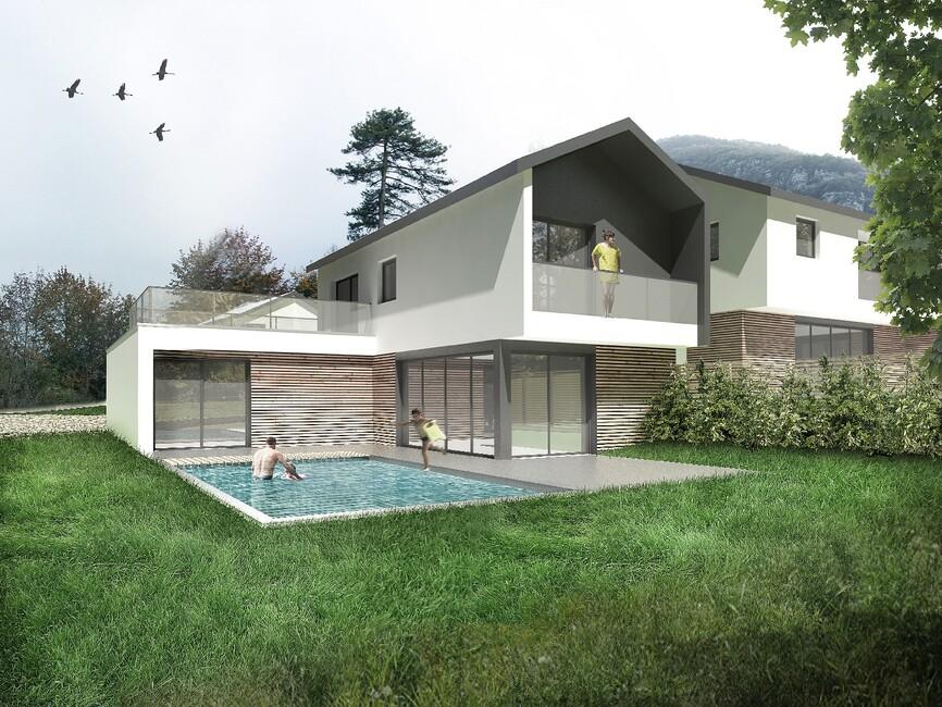 vente maison 4 pi ces saint alban leysse 73230 426444. Black Bedroom Furniture Sets. Home Design Ideas