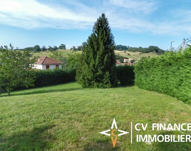 Vente Terrain 700m² Bilieu (38850) - photo