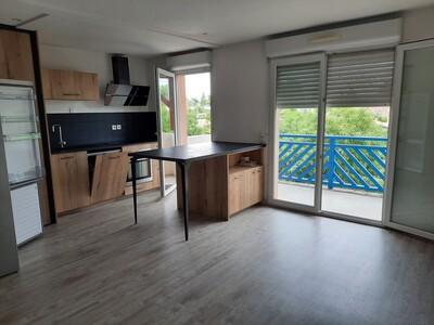 Location Appartement 2 pièces 50m² Dax (40100) - Photo 1